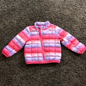 Baby Girl North Face Coat